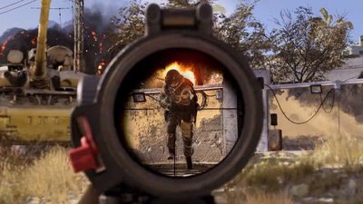 Call of Duty: Modern Warfare gets bombastic gameplay launch trailer