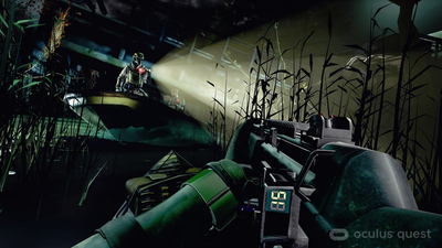Phantom Covert Ops — How nDreams is making a covert stealth game in a kayak