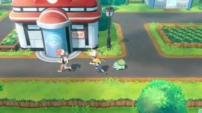Mega Evolutions Back In Pokemon Let's Go Pikachu, Eevee
