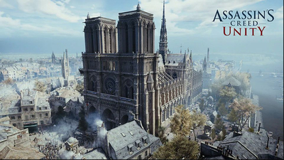 Ubisoft donates €500K to help restore Notre-Dame, gives away Assassin's Creed Unity for free