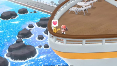 Pokemon Let's Go Trailer Features Vermillion City, Team Rocket, Mega Evolutions, and More