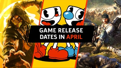 Game Release Dates Of April 2019: PS4, Xbox One, Nintendo Switch, And PC - GameSpot