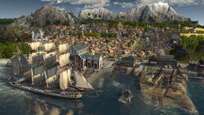 Anno 1800 is the fastest selling game in the 20-year-old series
