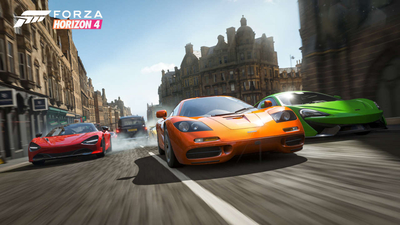 Forza Street May Have Been Accidentally Revealed