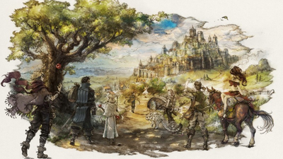 Square Enix Confirms Octopath Traveler PC Release Date