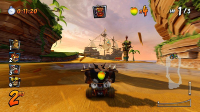 Crash Team Racing gets cosmetic microtransactions in August
