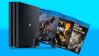 This PS4 Pro Deal Bundles Sekiro And Black Ops 4 For An Awesome Price (US)