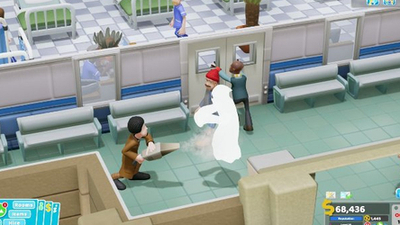 Two Point Hospital Ghosts: How to Get Rid of Ghosts