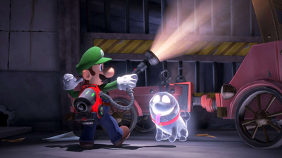 Nintendo Switch's Next Tetris 99 Event Is A Spooky Crossover With Luigi's Mansion 3
