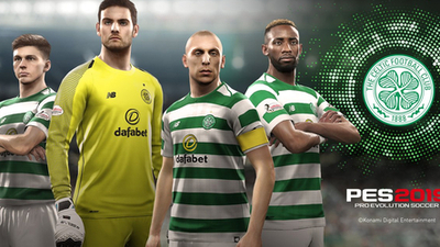 PES 2019 unveils Celtic FC as latest official partner club | PC Gamer