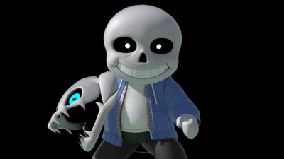 Fans Lost It Over Sans Being Announced as a Smash Ultimate Mii Fighter - IGN