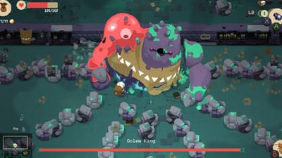 Moonlighter roadmap teases New Game Plus, Familiars and other free updates | PC Gamer