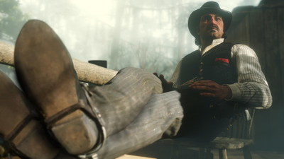 Rockstar is Promising Imminent Patch for Red Dead Redemption 2's Stuttering Woes