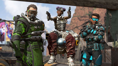 It's About to Get Easier to Get Cosmetic Items in Apex Legends