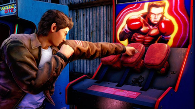 Here's What A Day In Shenmue III Looks Like