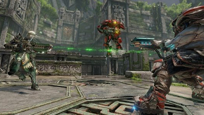 Quake Champions extends its free giveaway to June 25th