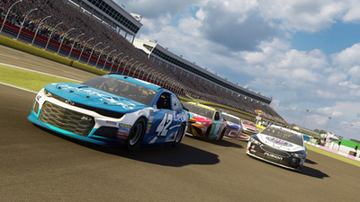 NASCAR Heat 3 promises better handling in a contact motorsport
