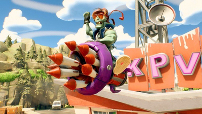 Plants vs. Zombies: Battle for Neighborville launches on Xbox One and it's incredible