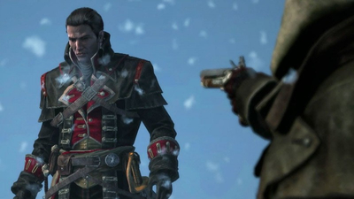 Assassin's Creed Rogue's Shay Patrick Cormac Action Figure Coming From Damtoys