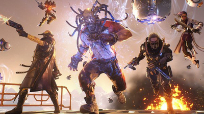 LawBreakers Is Now Free-to-Play