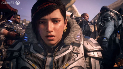 Gears of War 5 coming in 2019, stars Kait from Gears 4 | PC Gamer