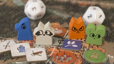 The best board games of 2018, as chosen by the Board Game Geek community