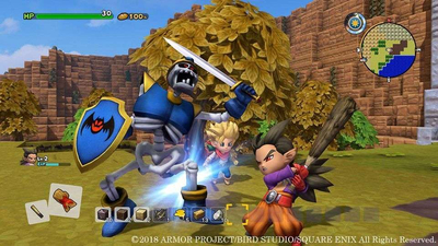 A New Dragon Quest Builders 2 Update Has Added An Epilogue, A Third Save Slot, And Much More
