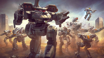 BattleTech's next update brings massive new 'Mechs, bizarre new weapons, and more