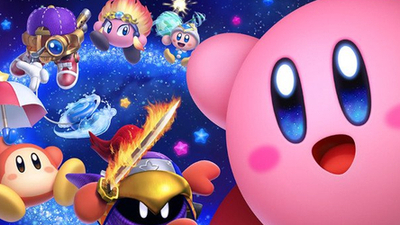 Kirby Star Allies Second Free Update Brings Dark Meta Knight, Daroach and Adeleine to the Party - GameRevolution