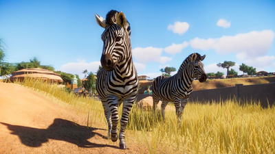 Planet Coaster Creators Reveal Spiritual Successor To Zoo Tycoon