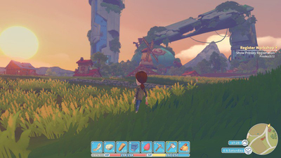 My Time at Portia Xbox review: A lovely mashup of Stardew Valley and Animal Crossing