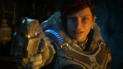 Gears of War 4 team shifts 'full focus' to Gears 5, adds Gilded RAAM challenge