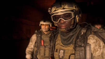 Call of Duty: Modern Warfare 'Dark Edition' contains night-vision goggles