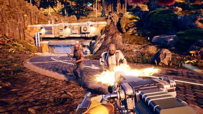 The Outer Worlds, Obsidian's open-world RPG, coming to Switch