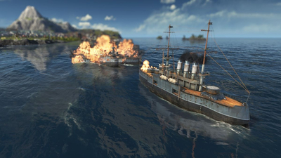 Anno 1800 will be an Epic Store exclusive, but can be pre-purchased on Steam until launch