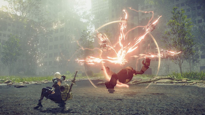 Final Fantasy XIV gets Nier: Automata raid this month on PC