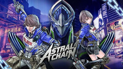 Switch Exclusive Astral Chain Discounted At Walmart On Release Day (US)