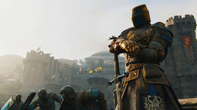 For Honor gets April Fools' Day Rabbids invasion