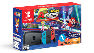 A fantastic Nintendo Switch bundle hits Walmart in September