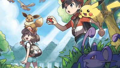 Pokemon Let's Go Trailer Reveals World Map, Gym Leaders and More
