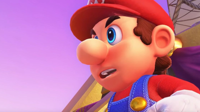 New Super Mario Odyssey mod removes Mario's mustache and it's unsettling