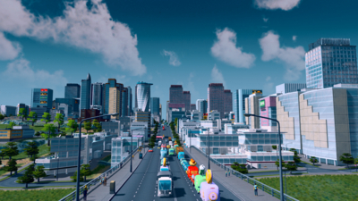Cities: Skylines is free this weekend