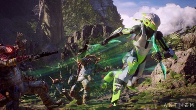 Anthem Removing Luck Stat from Gear in Next Update