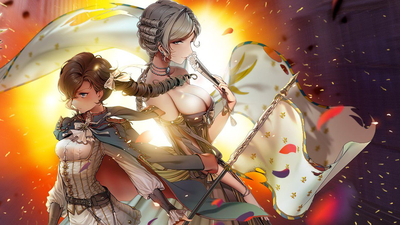 What if Final Fantasy Tactics was a Chinese anime game about the French revolution