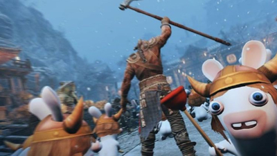 For Honor Event Adds Rabbids and Melee Pack for April Fools