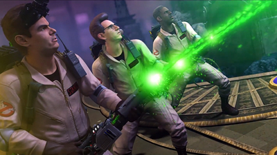 A Ghostbusters Remaster is Coming to PC and Consoles This Year