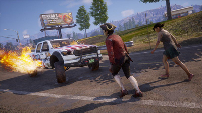 State of Decay 2's latest update ramps up the difficulty in new zones