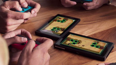 Playing Super Mario Party Across 2 Switch Tablets Feels Like Magic – Gamescom 2018