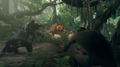 See How You'll Evolve From Prey To Predator In New Ancestors Trailer