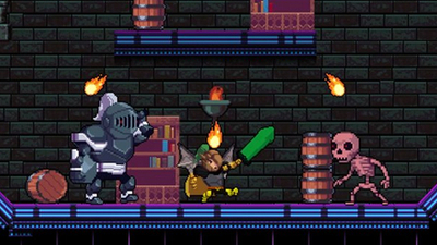 Rogue Legacy Update Brings New Features for the First Time in Four Years